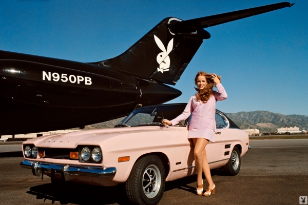 Playboy playmates cars 7