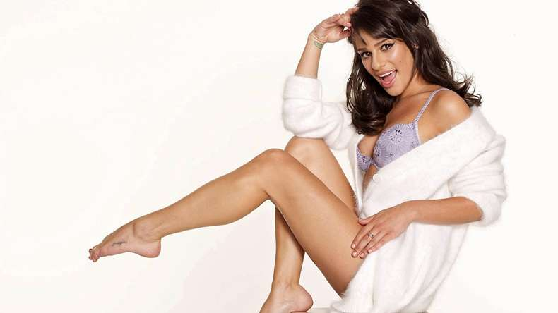 lea-michele-tattoos16 PRINCESAS FASHION: Mariah carey news